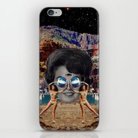 Female iPhone & iPod Skin