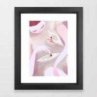 Aguas De Maio Framed Art Print