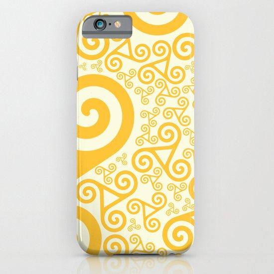 Swirled iPhone & iPod Case