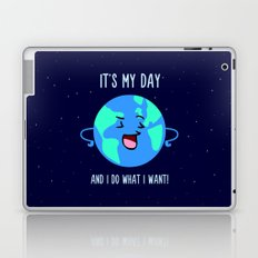 Earth Day Laptop & iPad Skin