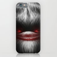 iPhone & iPod Case featuring EVIL by Dr. Lukas Brezak