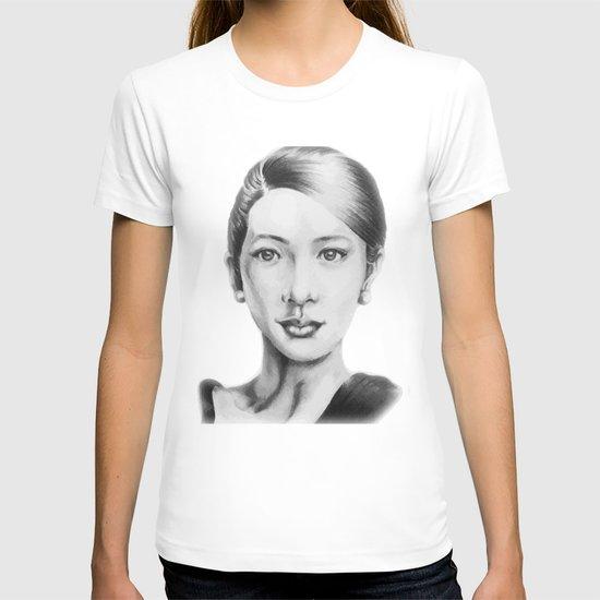 Asian beauty T-shirt