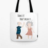 Shake it! Tote Bag