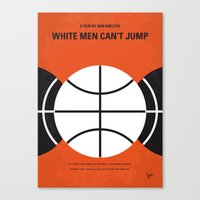 No436 My White Men Cant … Canvas Print
