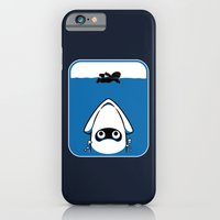 The Great White Blooper iPhone 6 Slim Case
