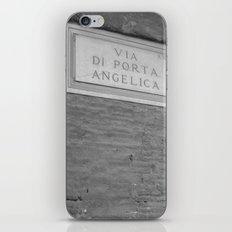 The Door is Always Open. iPhone & iPod Skin