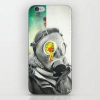 Lung Blood iPhone & iPod Skin