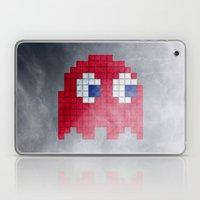 Pac-Man Red Ghost Laptop & iPad Skin