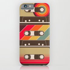 Mixed Tapes Slim Case iPhone 6s