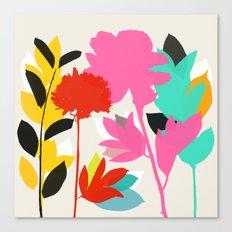 peony 1 Canvas Print