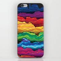 The Badlands iPhone & iPod Skin