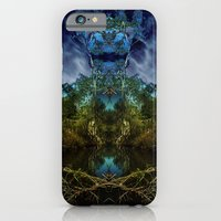 Open the door to fantasy and breathe deeply of the mystery iPhone 6 Slim Case