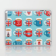 A Very British Brew Laptop & iPad Skin