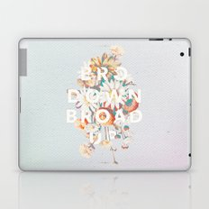 Bro Down, Broad Up Laptop & iPad Skin