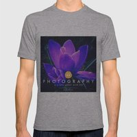 What Is Photography  Mens Fitted Tee Athletic Grey SMALL