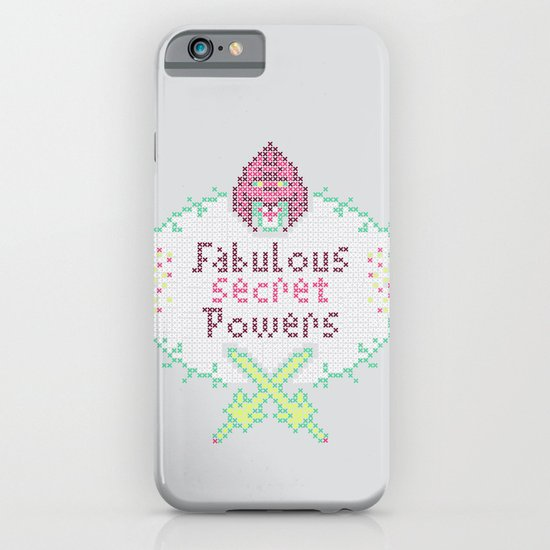 Masters Of X-Stitch iPhone & iPod Case