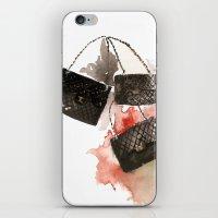 It bag iPhone & iPod Skin