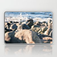 Rocky Ocean Beach Laptop & iPad Skin