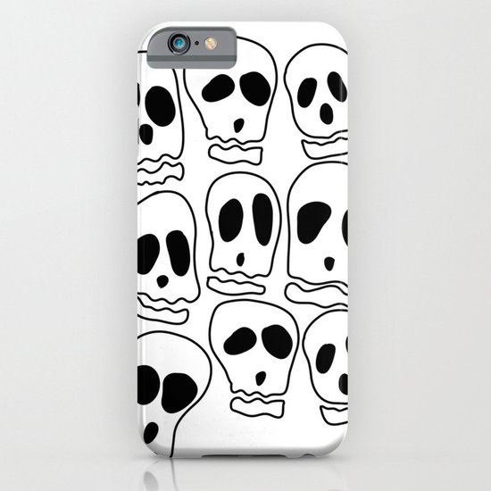 Skulls-1 iPhone & iPod Case