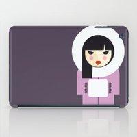 Esquimalina iPad Case