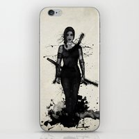 Onna Bugeisha iPhone & iPod Skin