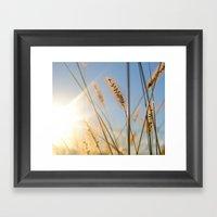 hudson Framed Art Print