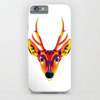 iPhone & iPod Case featuring huemul by Alvaro Tapia Hidalgo