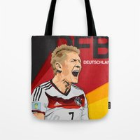 Germany World Cup 2014 Tote Bag