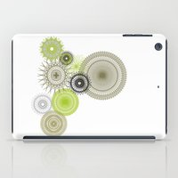 Modern Spiro Art #1 iPad Case