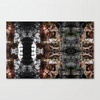 OR/WELL:  DarkCHIP (lapt… Canvas Print