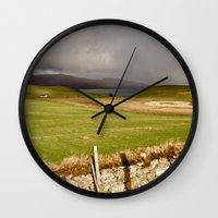 Glen Hope Wall Clock