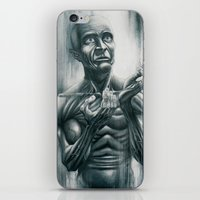 The Pray iPhone & iPod Skin