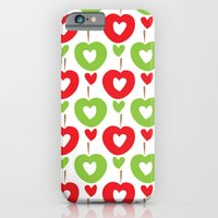 Love Apple Kaur iPhone 6 Slim Case