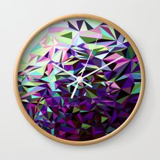 Starfall No.2 Wall Clock