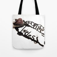 and all things loveless Tote Bag