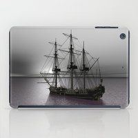 Sailing Along The Cold S… iPad Case