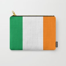 National flag of the Republic of Ireland - Authentic 3:5 Version Carry-All Pouch