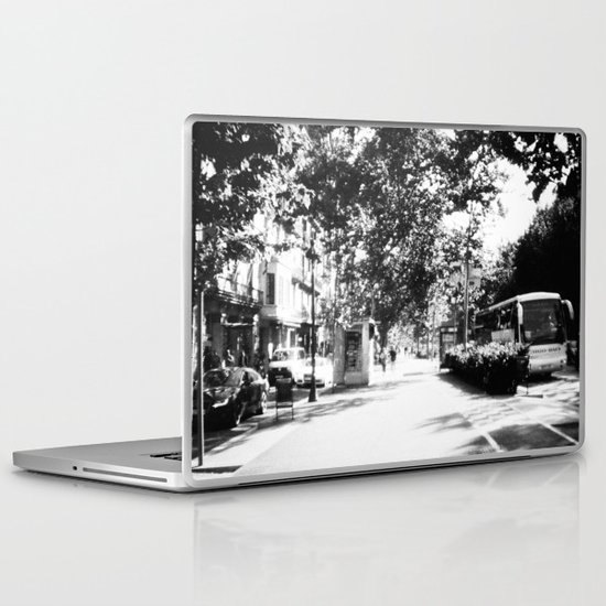 Gran Via de les Corts Catalanes Laptop & iPad Skin