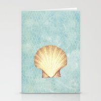 Concha De Mar Stationery Cards