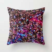 Don't Worry be Happy! Throw Pillow