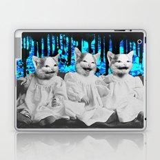 Triple Trouble Laptop & iPad Skin