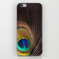 Silken Iridescence iPhone & iPod Skin