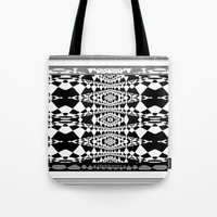 Garden of Illusion 2 Tote Bag