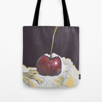 With a cherry on top? Tote Bag