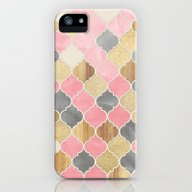 Silver Grey, Soft Pink, … iPhone (5, 5s) Slim Case