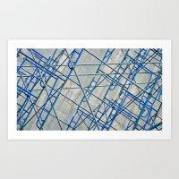 SoHo Perspectives No. 3 Art Print