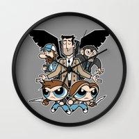 Hell & Back Boys Wall Clock