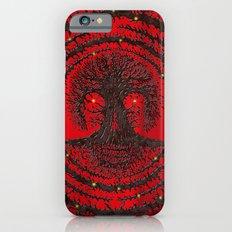 romkaláh lights gallery mandala iPhone 6s Slim Case