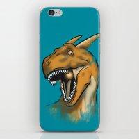 Charisaurus Rex iPhone & iPod Skin
