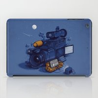 Movie Break iPad Case